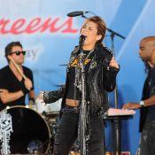 Miley Cyrus : Pas d'heure pour faire le show, la preuve !