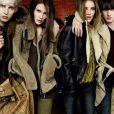 La nouvelle campagne Burberry automne/hiver 2010, avec notamment la belle Rosie Huntington-Whiteley.