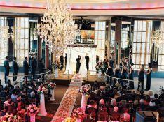 PHOTOS  Cécilia Ciganer-Albéniz et Richard Attias : découvez la salle où leur mariage sera célébré ce soir...