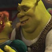 """""""Shrek 4"""" : Regardez l'ogre pétomane et sa pulpeuse Fiona vous inviter à une danse endiablée !"""