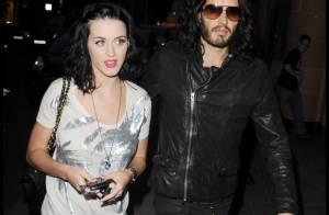Katy Perry et Russell Brand : Virée romantique et nocturne pour le couple le plus craquant du moment !