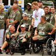Le 27 juin 2010, le prince Harry, dans le cadre de sa visite de trois jours à New York pour promouvoir sa fondation Sentebale, participait à une course de charité dans Central Park.