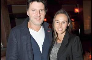 Vanessa Demouy et Philippe Lellouche se sont mariés après neuf ans de passion !