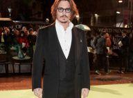 Regardez Johnny Depp dans son costume de reptile en pleine crise identitaire !
