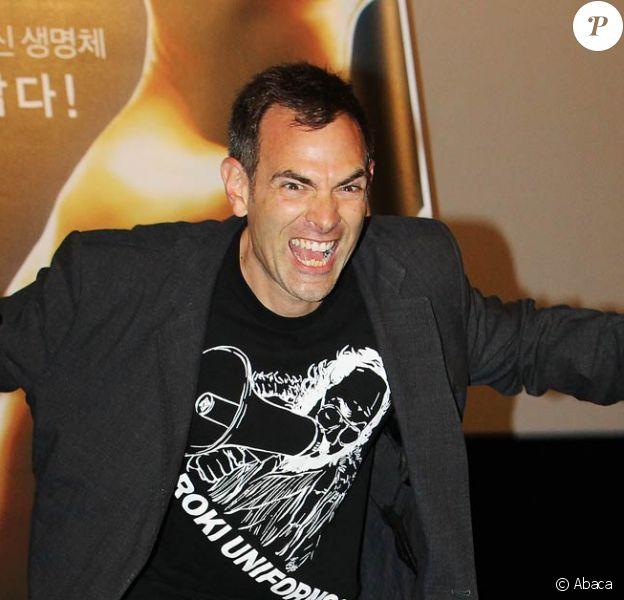Le cinéaste canadien Vincenzo Natali, auteur de Cube, Cypher et Splice.