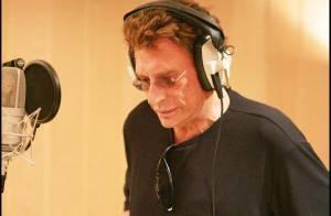 Johnny Hallyday, en grande forme avant son départ pour Los Angeles, est retourné en studio... avec Patrick Fiori !