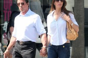 Sylvester Stallone, toujours aussi amoureux, raconte comment il a failli travailler avec Tarantino !
