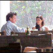 Sean Penn de nouveau amoureux ? Qui est cette jolie brune ?