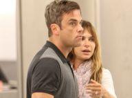 Robbie Williams est-il galant avec sa fiancée ? Ah non, non !