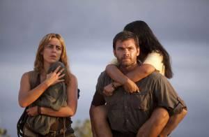 Regardez Audrey Dana, Clovis Cornillac et Patrick Chesnais plongés dans la jungle... en pleine chasse au trésor !