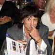 Silver Clef Awards à Londres, le 2 juillet 2010 : Ronnie Wood