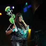 Missy Elliott : Lookée et survoltée, la pionnière du hip hop fait sa block party estivale !