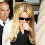 Lindsay Lohan condamnée à trois mois de prison ferme... elle s'effondre en larmes !