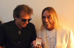 Philippe Manoeuvre : Quand Iggy Pop, son idole, lui rend hommage...