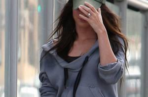 Megan Fox : Découvrez son énorme bague, la jeune mariée est aux anges !