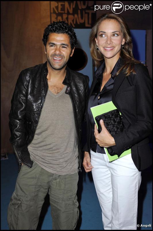 Melissa Theuriau et son époux Jamel Debbouze