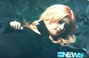 Christina Aguilera : Après le sensuel 'Not Myself Tonight', regardez-la finir en cendres dans 'You Lost Me'...
