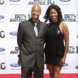 Todd Bridges et une amie au BET Awards, Los Angeles, juin 2010