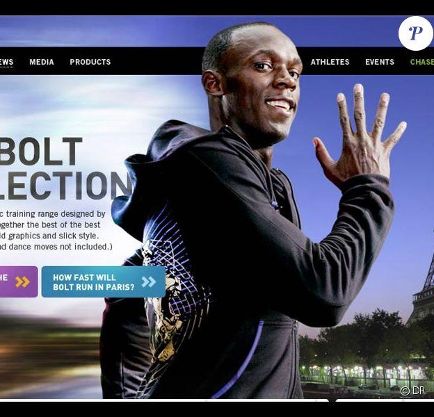 Usain Bolt, qui sera la star du Meeting Areva Paris-Saint-Denis le 16 juillet 2010, animera la Jamaica Party de Puma la veille en pleine capitale...