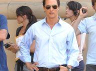 Matthew McConaughey tente de prouver avec séduction qu'il a un vrai travail !