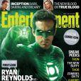Les premières images de  Green Lantern , actuellement en tournage.