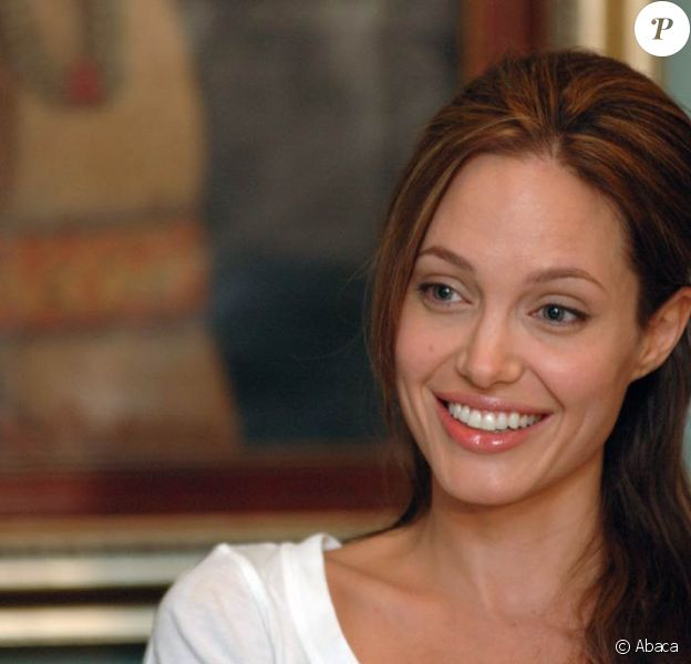 La sublime actrice américaine Angelina Jolie
