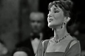 Découvrez quelle actrice est pressentie dans la peau de la cantatrice Maria Callas !