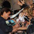 Avant-première de  Night and Day , à Londres, le 22 juillet 2010 : Tom Cruise
