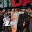 Avant-première de  Night and Day , à Londres, le 22 juillet 2010 : Tom Cruise et Cameron Diaz