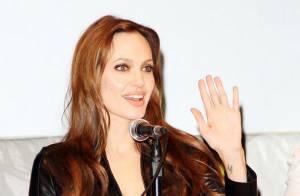 Angelina Jolie, absolument magnifique, a mis le Comic Con à ses pieds !
