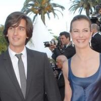 carole bouquet un beau mariage st p tersbourg son fils a pous un top model. Black Bedroom Furniture Sets. Home Design Ideas