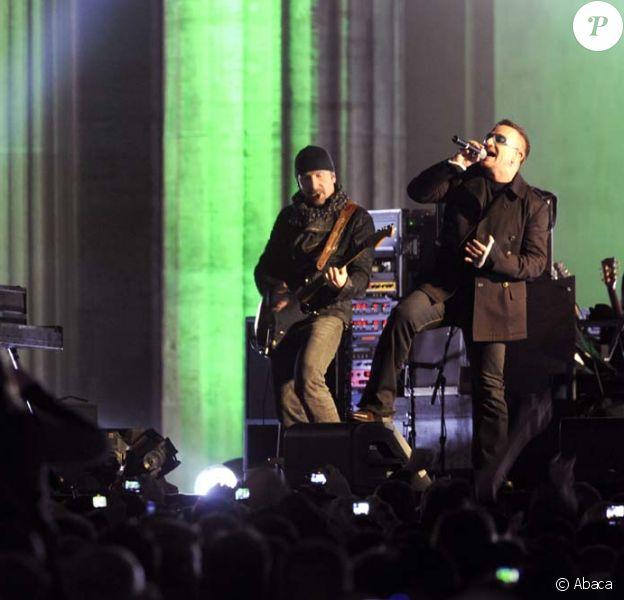 Bono et U2