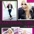 Taylor Momsen pour Material Girl