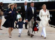 Eugenie et Beatrice, Autumn Phillips enceinte, le tout jeune James de Wessex : les royaux britanniques en vadrouille !