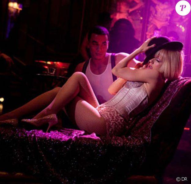 Christina Aguilera dans Burlesque, en salles le 12 janvier 2011