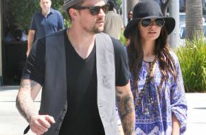 Nicole Richie et Joel Madden : Les amoureux
