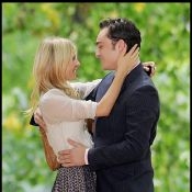 Gossip Girl : Clémence Poésy et Ed Westwick plus amoureux que jamais... The Queen B va voir rouge !