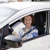 La reine Sofia : une ravissante conductrice écolo !