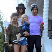 Ashlee Simpson et Pete Wentz : Fous de bonheur, leur petit garçon a du succès auprès des amis !