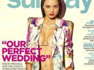 Miranda Kerr : Jeune mariée, la bombe australienne s'expose plus torride que jamais !