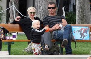Gwen Stefani : Avec ses trois hommes, elle se fait une sortie en famille !