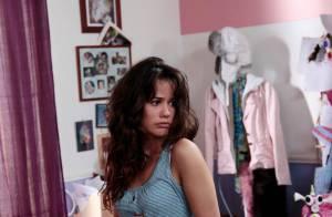 Lucie Lucas, la fille télévisuelle de Victoria Abril, est devenue maman... pour de vrai !
