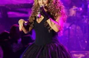 Mariah Carey : Vraiment grosse... ou enceinte ? On ne sait plus !