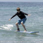 Découvrez les débuts de Justin Bieber... sur une planche de surf !