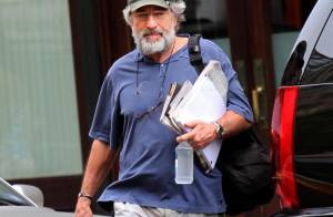Robert de Niro : Négligé au possible, il compte incarner le Père Noël ?