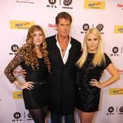 David Hasselhoff : Toujours soutenu par ses filles... il se lance un grand challenge !