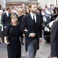 Les obsèques du prince Carlos Hugo de Bourbon-Parme, décédé le 18 août, se sont déroulées le 28 août à la basilique Santa Maria della Steccata. La princesse Margarita et Tjalling ten Cate.
