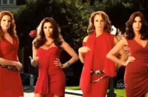 Desperate Housewives : Regardez les sublimes Teri, Eva, Marcia et Felicity menacées par... Vanessa Williams !