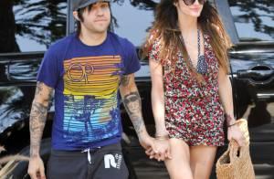 Ashlee Simpson et Pete Wentz : Un couple tendance et toujours prêt à faire la fête !