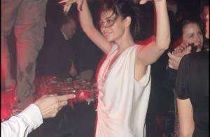 PHOTOS : Emmanuelle Béart, reine du disco au Queen !